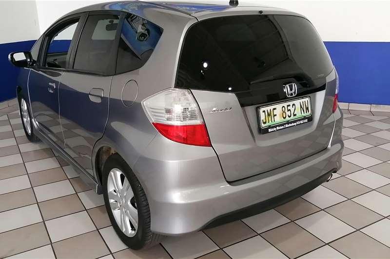 Honda Jazz 1.5 EX S 2009