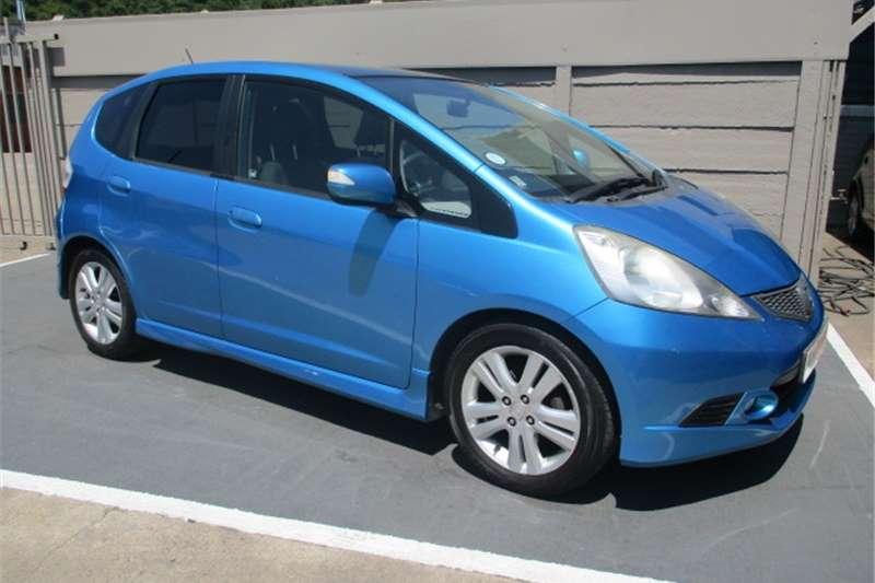 Honda Jazz 1.5 EX S 2010
