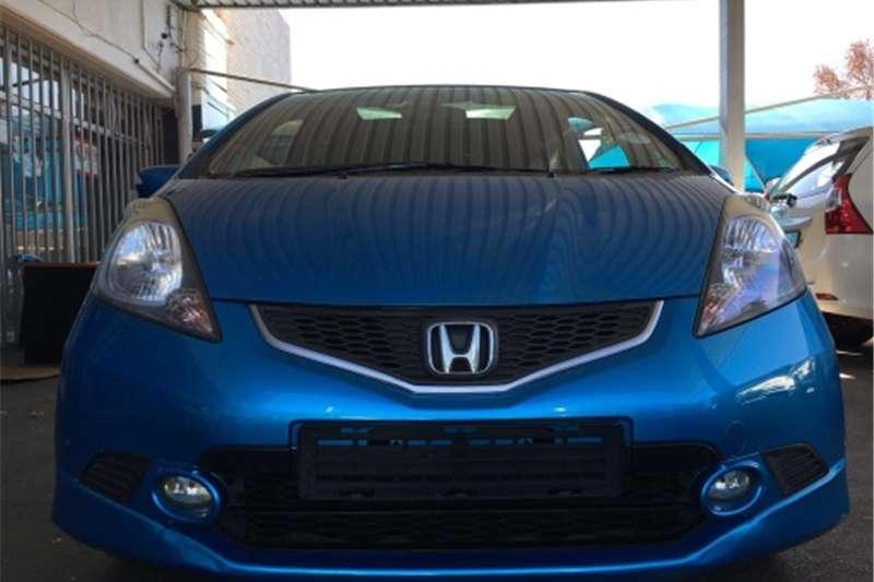 Honda Jazz 1.5 EX S automatic 2009