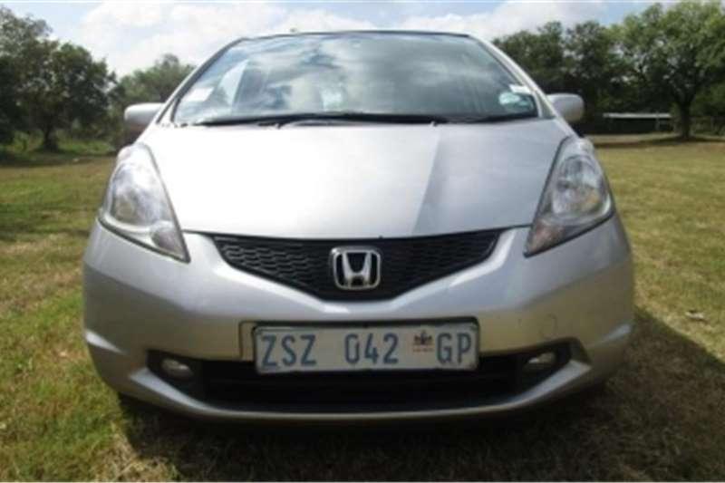 Honda Jazz 1.5 EX S automatic 2010