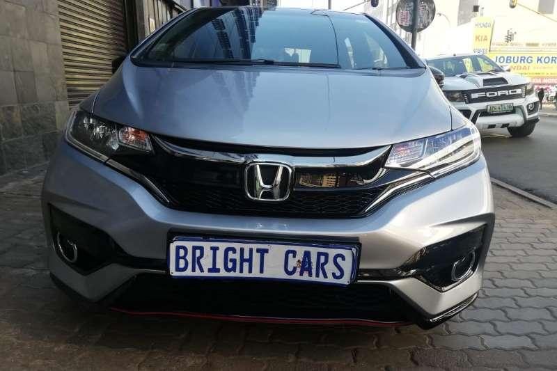 Honda Jazz 1.5 EX S automatic 2018