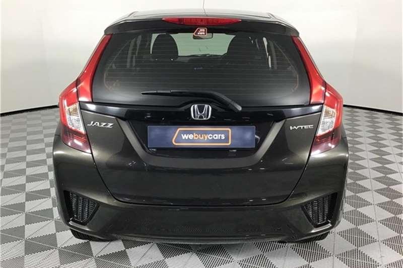 Honda Jazz 1.5 Executive 2015