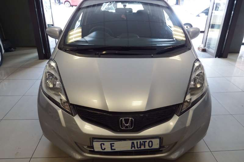 Honda Jazz 1.5 Executive auto 2013