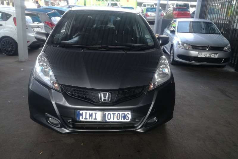 Honda Jazz 1.5 Manual Ivtec 2012