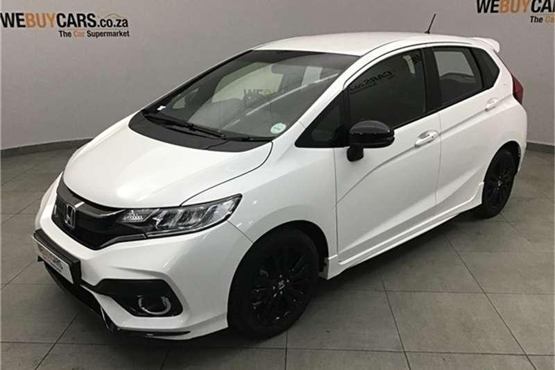 Honda Jazz 1.5 SPORT CVT 2018