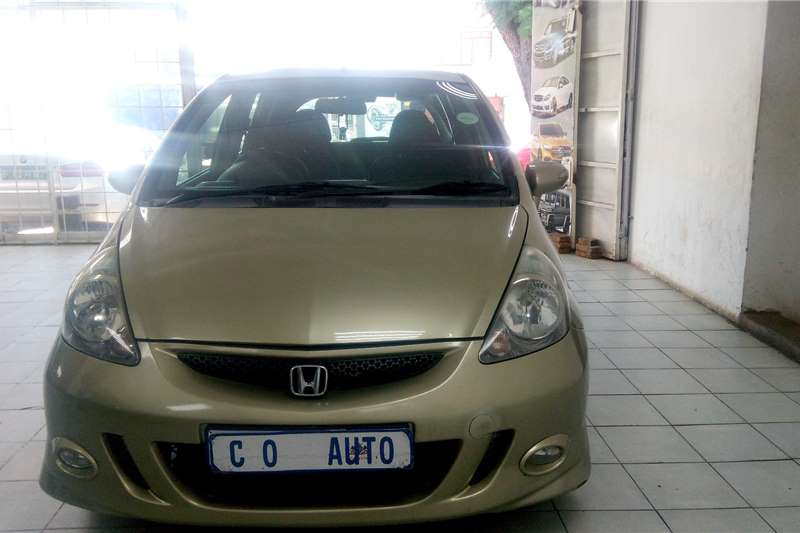 Honda Jazz 1.S SPEED 2008