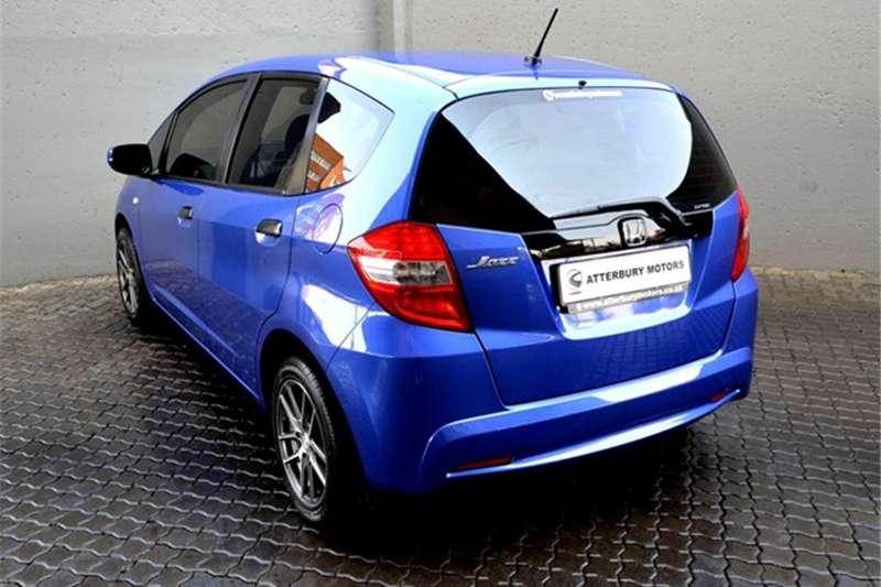 2012 Honda Jazz 1.3 Trend