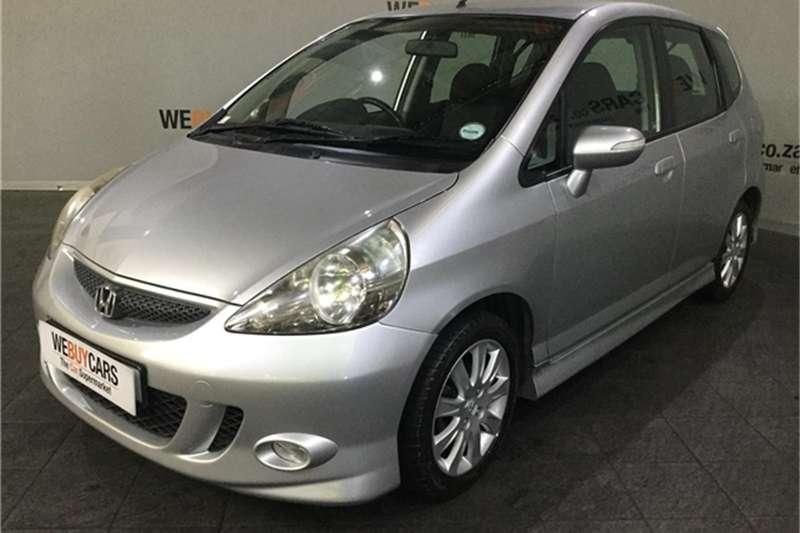 2008 Honda Jazz 1.5 CVT
