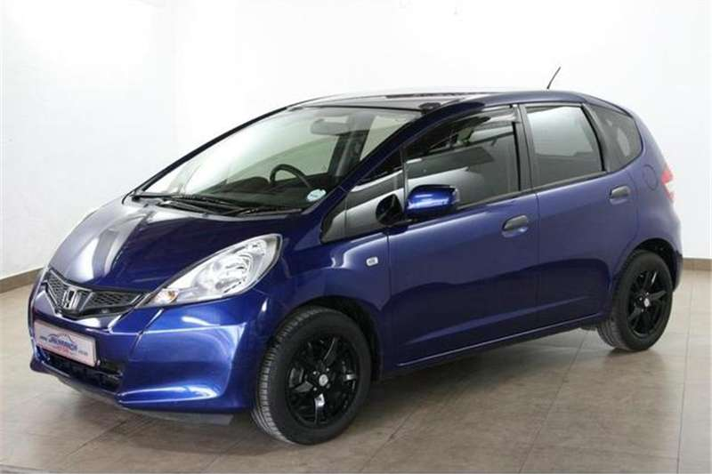 2011 Honda Jazz 1.3 Trend