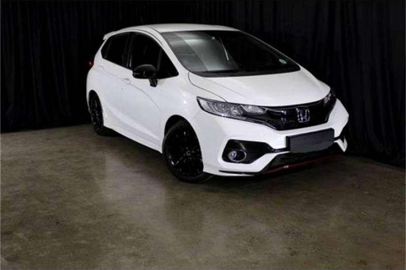 2018 Honda Jazz JAZZ 1.5 SPORT CVT