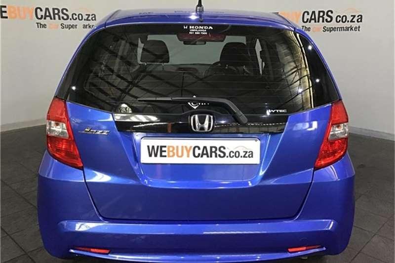 2012 Honda Jazz 1.5 Elegance