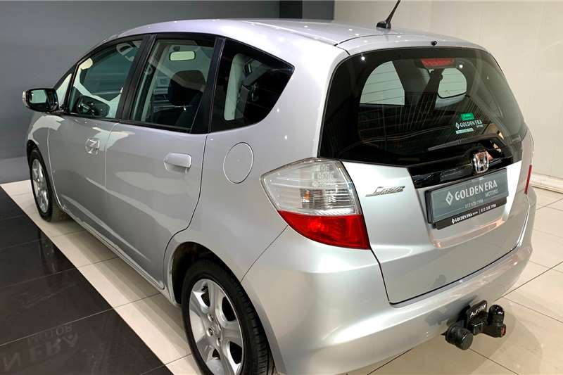 2010 Honda Jazz 1.5 EX automatic