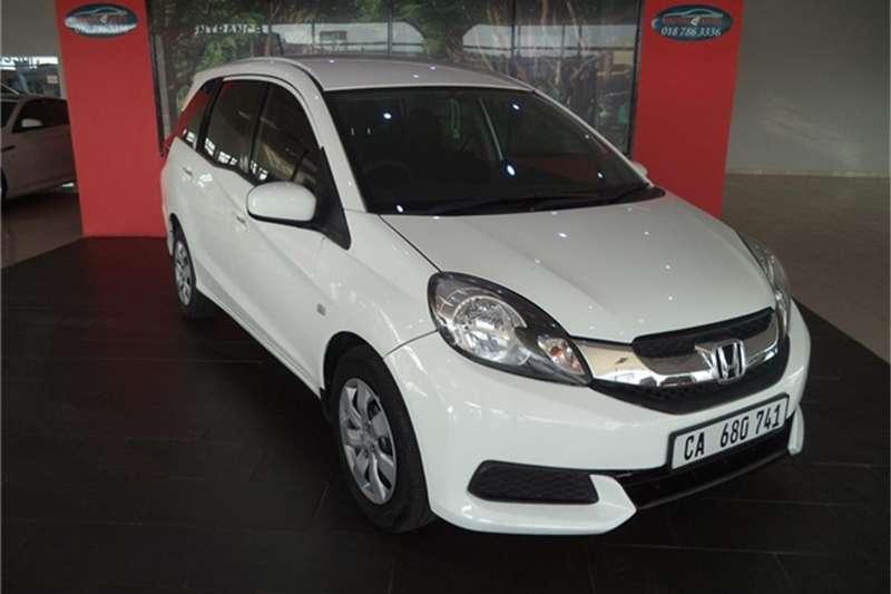 Honda Mobilio 1.5 Comfort 2014