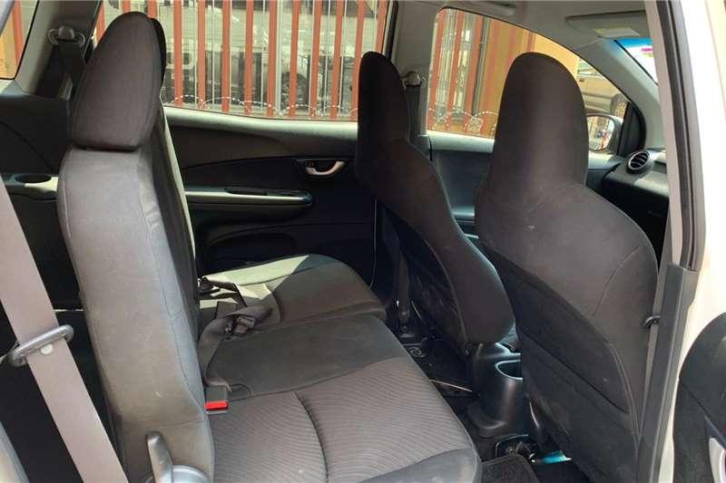 2016 Honda Mobilio 1.5 Comfort auto