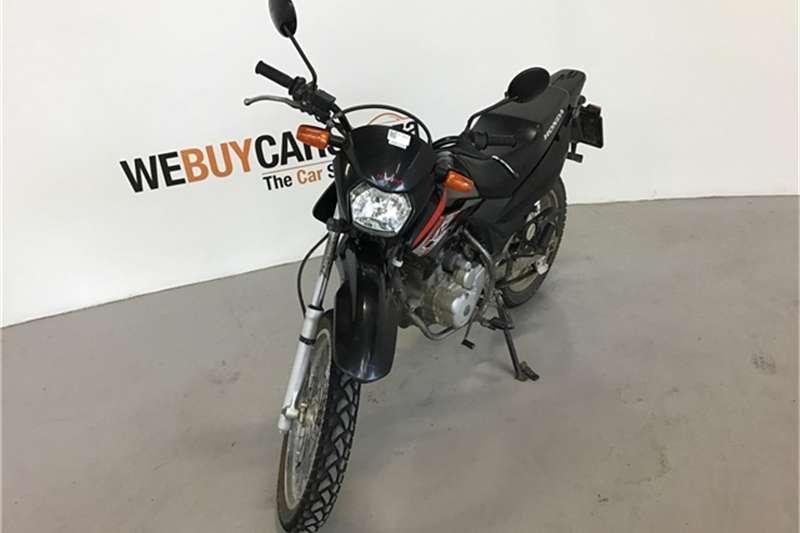 Honda XRL 2012