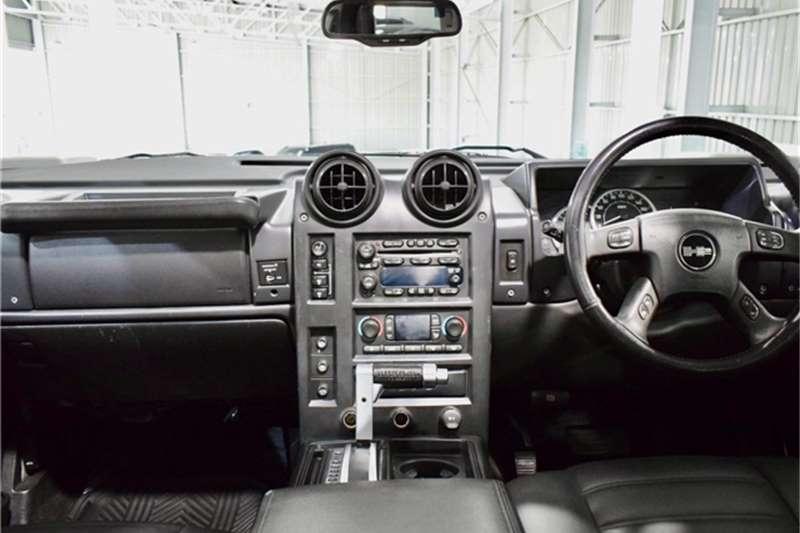 Hummer H2 SUT 2006