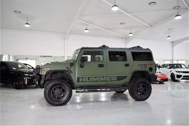 Hummer H2 SUV 2015