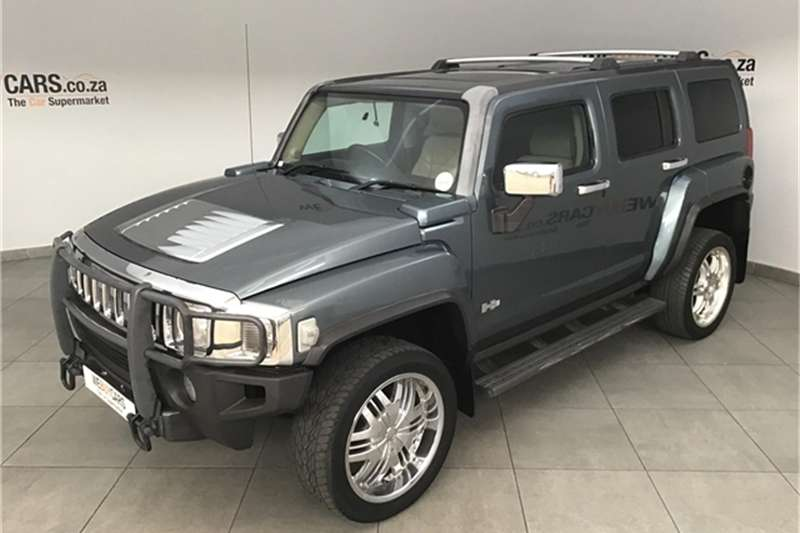Hummer H3 Adventure automatic 2007