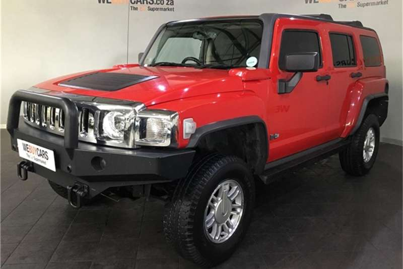 Hummer H3 automatic 2007