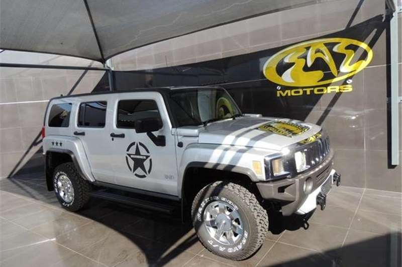 Hummer H3 automatic 2008