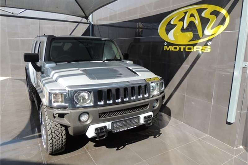 2008 Hummer H3 H3 automatic