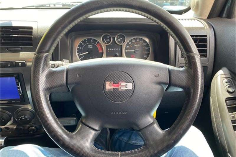 2007 Hummer H3 automatic