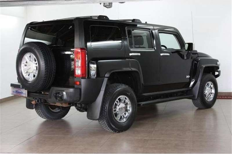 Hummer H3 H3 Luxury for sale in Gauteng | Auto Mart