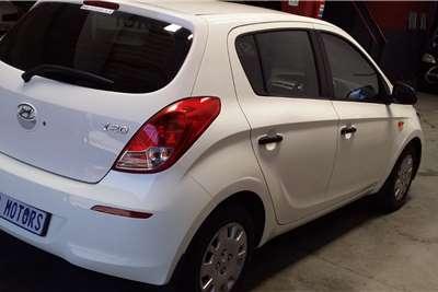 Hyundai Accent 1.2 2013