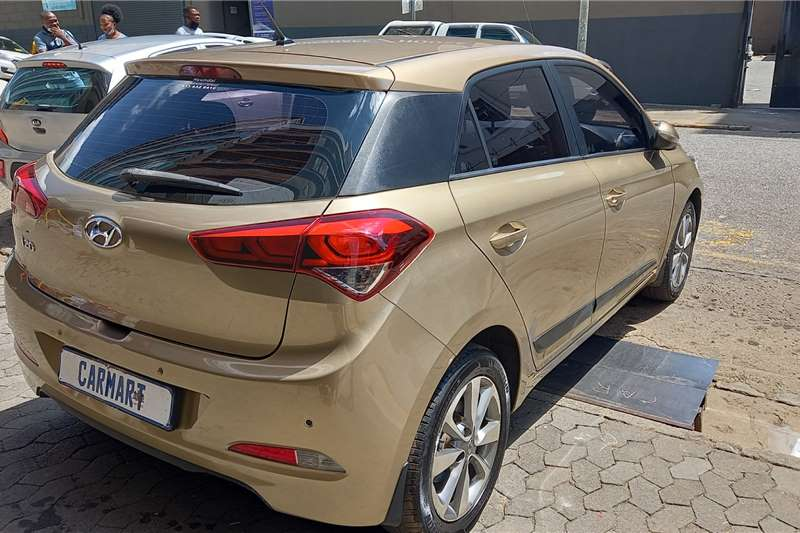 Hyundai Accent 1.2 2015