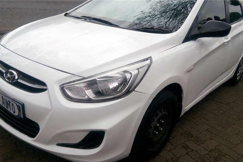 Hyundai Accent 1.6 2017