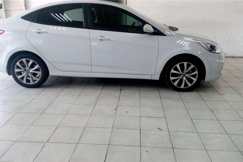 Hyundai Accent 1.6 2019