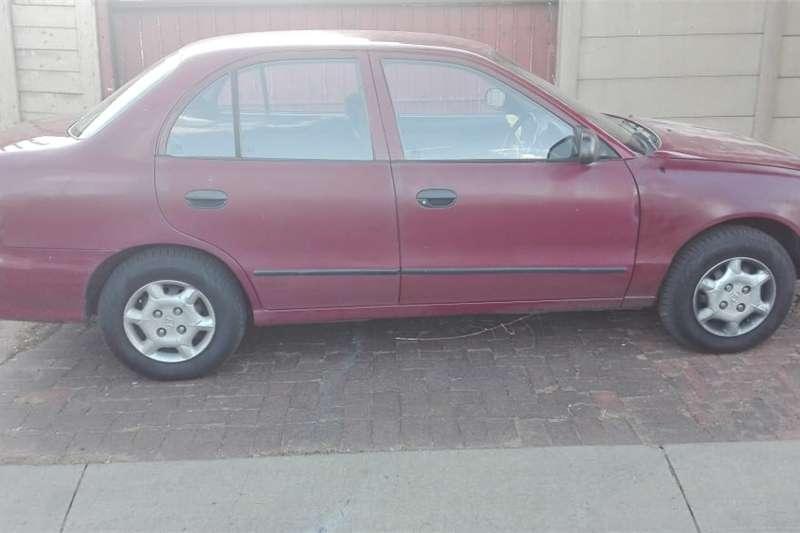 Hyundai Accent 1.6 GL 1998