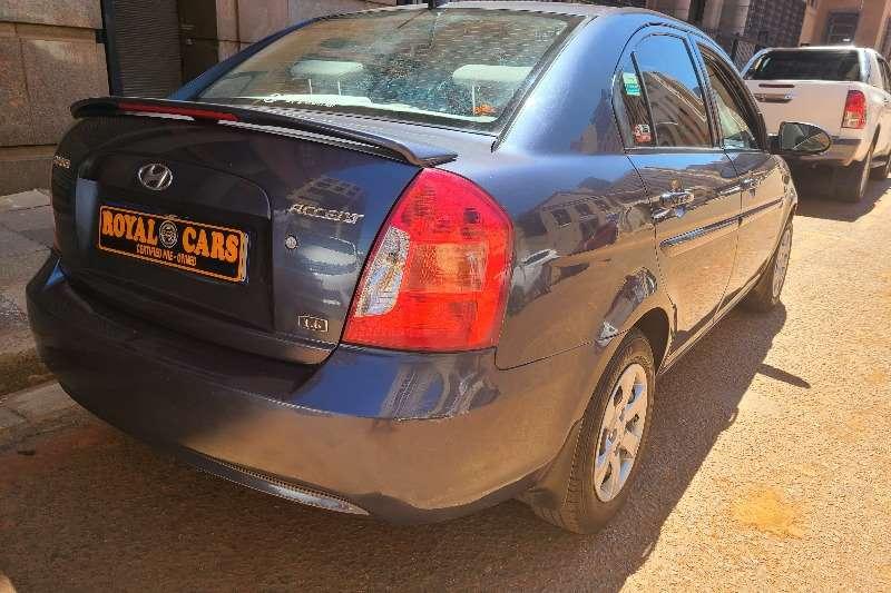 2006 Hyundai Accent Accent 1.6 GL