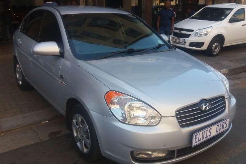 Hyundai Accent 1.6 GL 2007