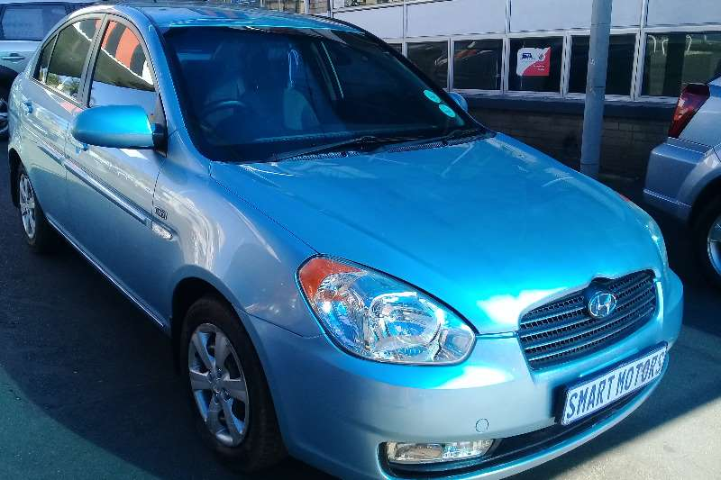 Hyundai Accent 1.6 GL 2009