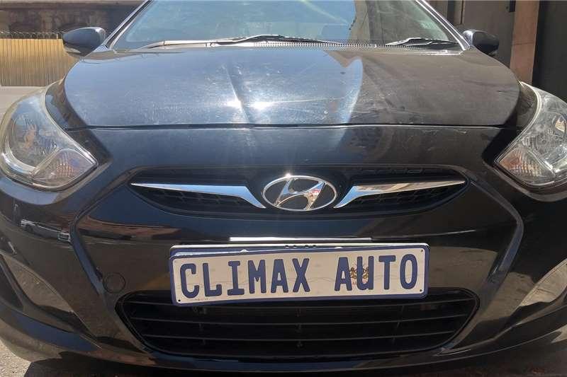 2011 Hyundai Accent Accent 1.6 GL
