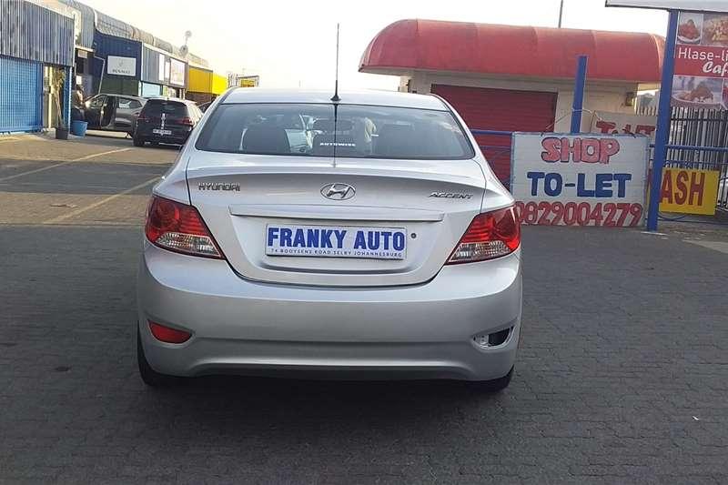 Hyundai Accent 1.6 GL 2011
