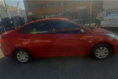 Used 2011 Hyundai Accent 1.6 GL