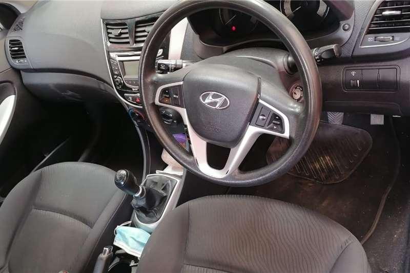 Used 2012 Hyundai Accent 1.6 GL