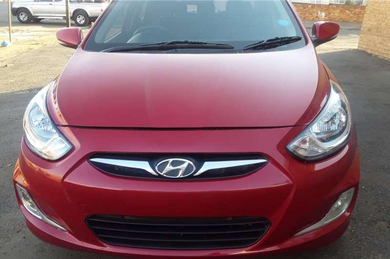 Used 2013 Hyundai Accent 1.6 GL