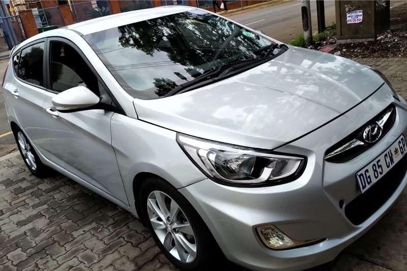 Hyundai Accent 1.6 GL 2014