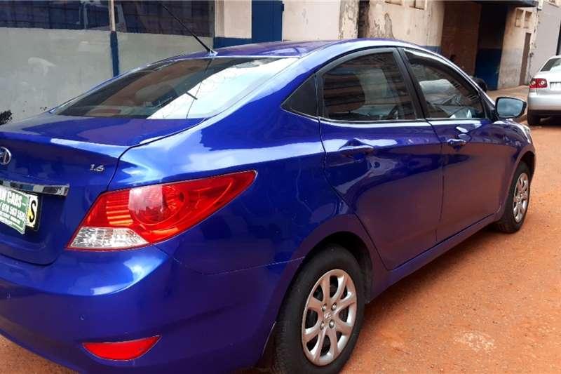Used 2014 Hyundai Accent 1.6 GL