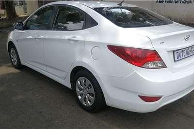 Used 2015 Hyundai Accent 1.6 GL
