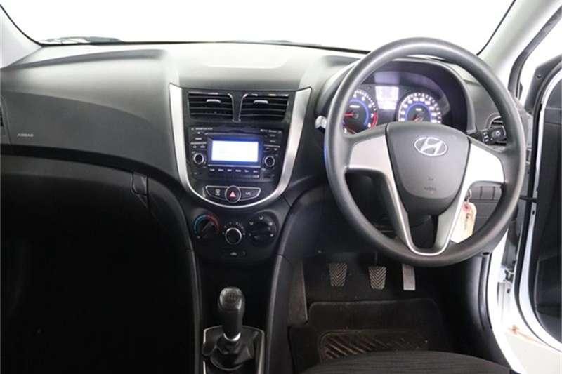 Hyundai Accent 1.6 GL 2016