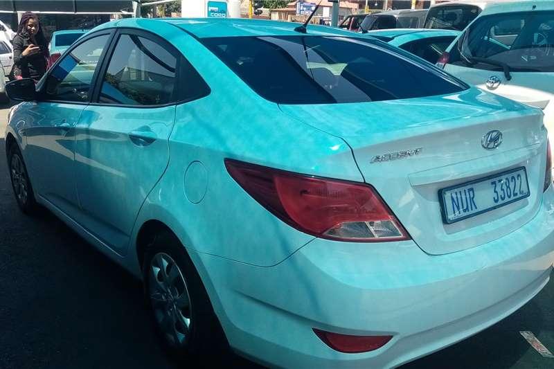 2016 Hyundai Accent Accent 1.6 GL