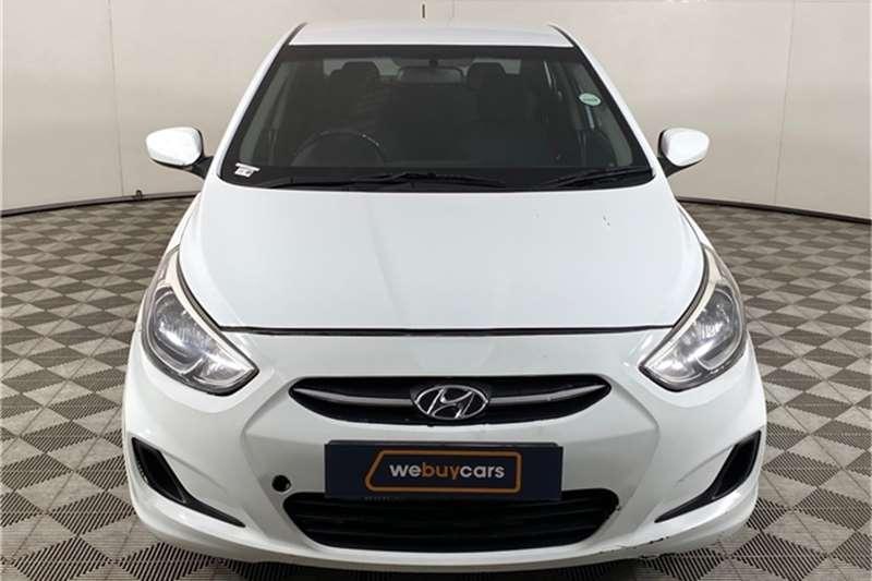 Used 2016 Hyundai Accent 1.6 GL