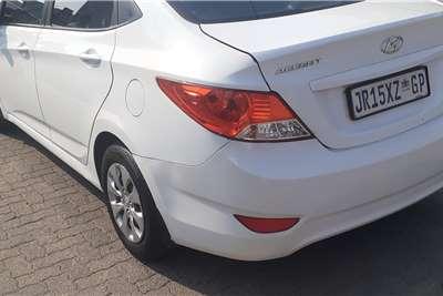 Used 2017 Hyundai Accent 1.6 GL