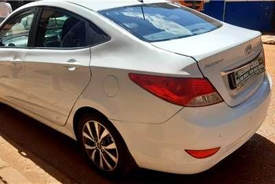 Used 2018 Hyundai Accent 1.6 GL