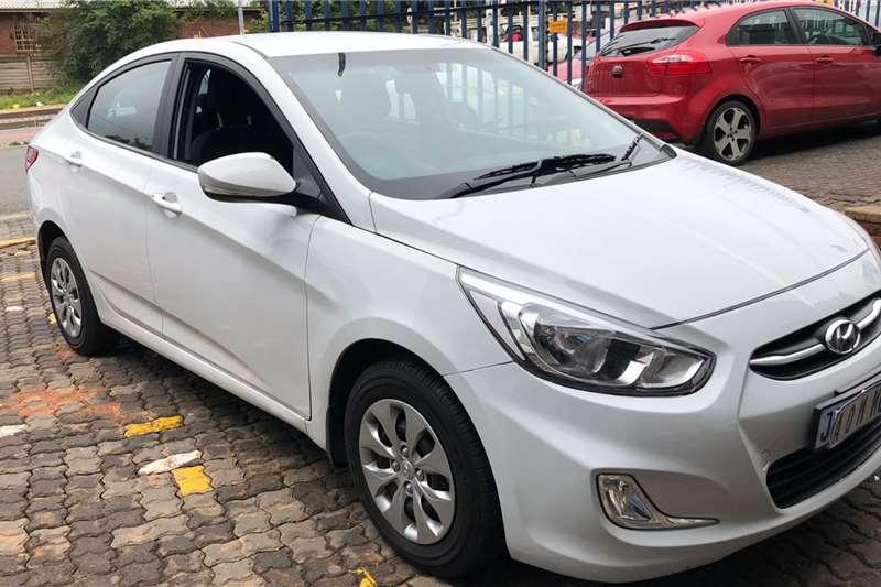 2019 Hyundai Accent Accent 1.6 GL