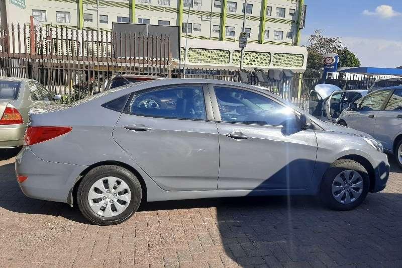 Used 2019 Hyundai Accent 1.6 GL